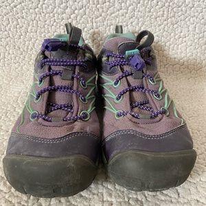 Kids keen hiking shoe